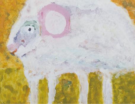 ほのぼの(羊)
