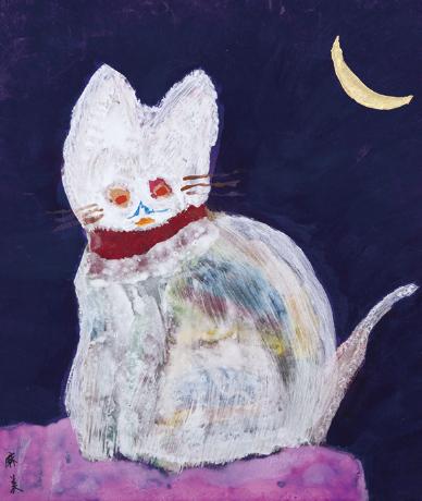 ユウ(白猫)